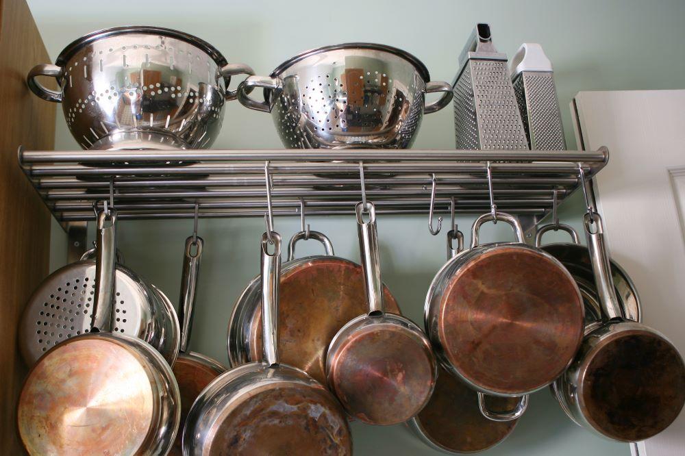 hanging pots